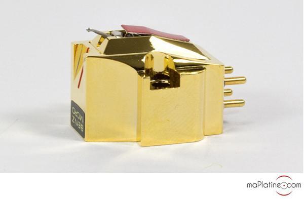 Cellule MC Benz Micro MC Gold