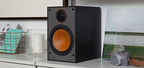 Enceintes de bibliothèque Monitor Audio Monitor 100