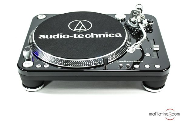 Platine vinyle Audio Technica AT LP1240 USB