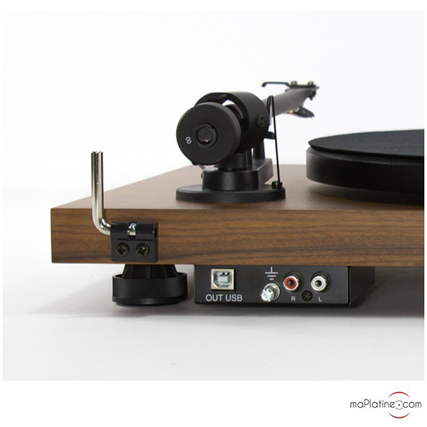 Platine vinyle Pro-Ject Debut III Record Master