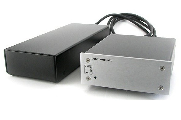 Préamplificateur phono Lehmann Audio Black Cube SE II