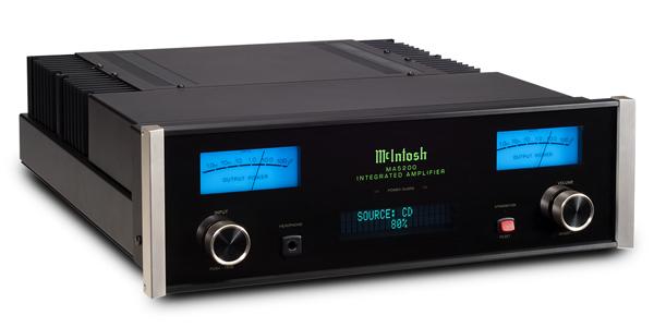 Amplificateur intégré Mc Intosch MA5200
