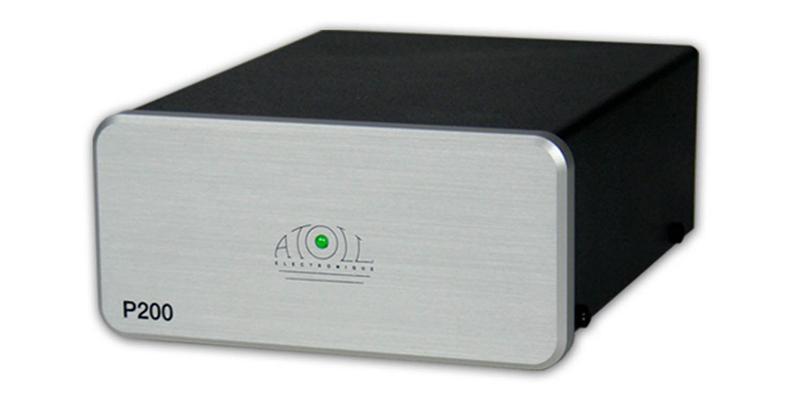 Préamplificateur phono Atoll P200 SE