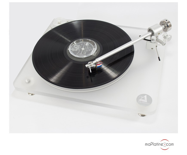 Platine vinyle Clearaudio Whitemotion