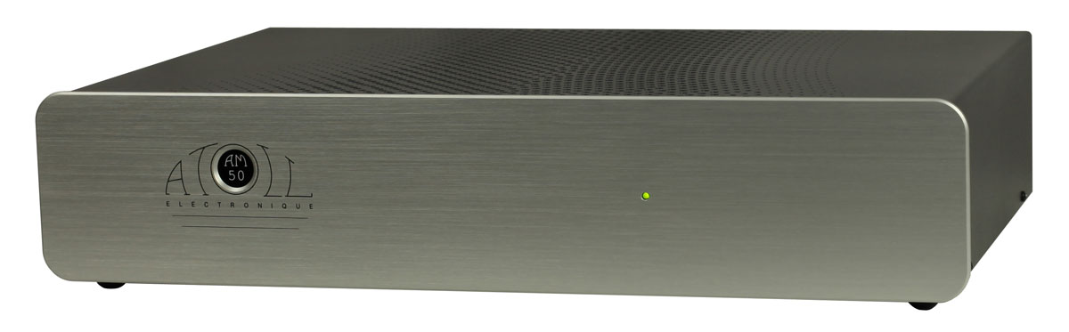 Atoll AM50 SE power amplifier