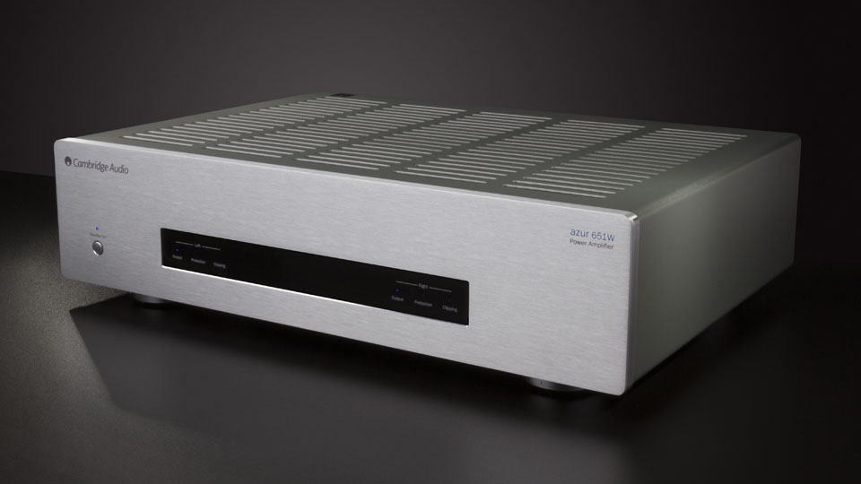 Ampli de puissance Cambridge Audio 651W