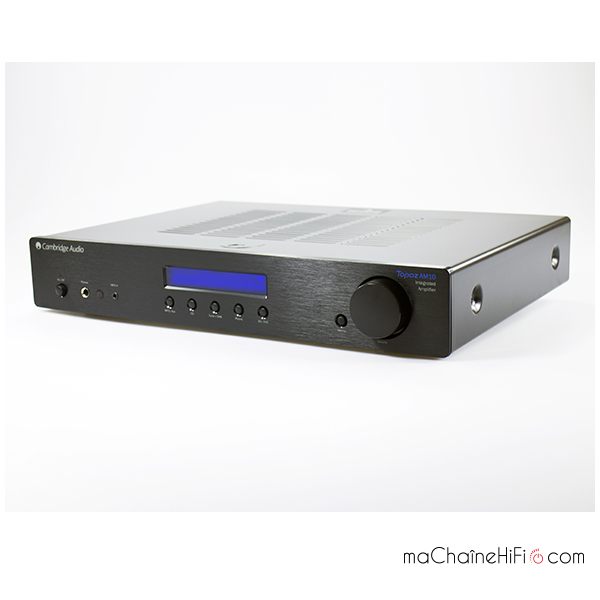 Cambridge Audio Topaz AM10 integrated amplifier