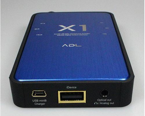 Ampli casque ADL X1