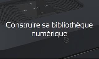 Construire sa bibliothèque numérique