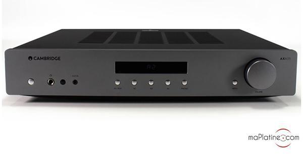 Amplificateur intégré Cambridge Audio AX A35