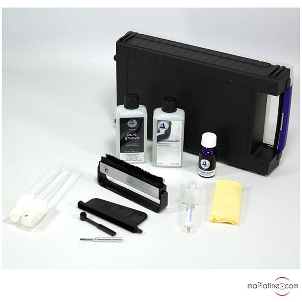 Coffret d'entretien Clearaudio Care Kit Pro V2