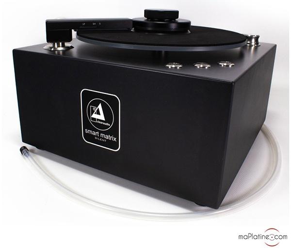 Machine à laver les vinyles Clearaudio Smart Matrix Silent