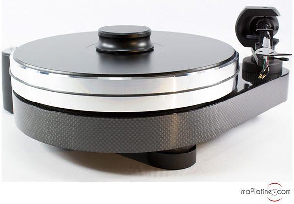 Platine vinyle Pro-Ject RPM 9 Carbon