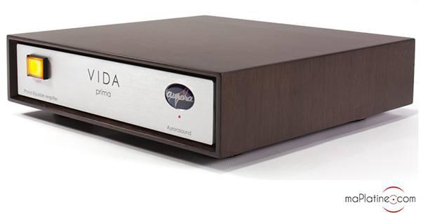 Préamplificateur phono Aurorasound Vida Prima