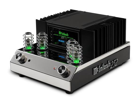 Amplificateur intégré Mc Intosh MA 252