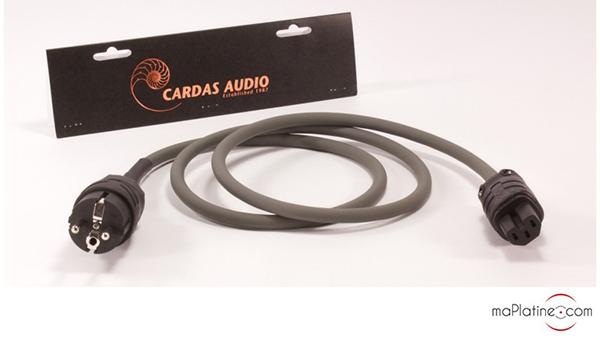 Câble d'alimentation Cardas Iridium Power