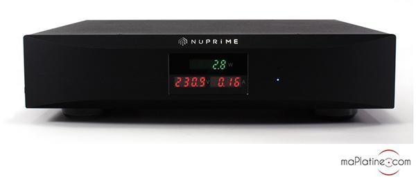 Conditionneur de réseau NuPrime Pure AC-4