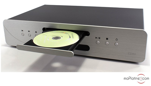 Lecteur CD Atoll CD80 Signature