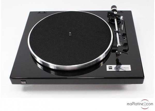 Platine vinyle automatique Dual CS 460
