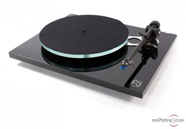 Platine vinyle manuelle Rega Planar 3 avec cellule Elys