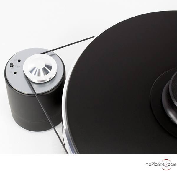 Moteur d'une platine vinyle Pro-Ject RPM 9 Carbon