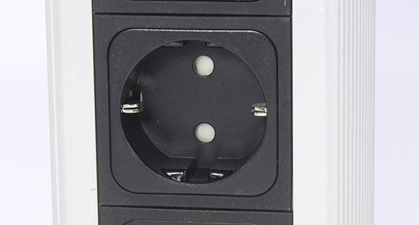 Barrette secteur pour mettre en phase des appareils audio
