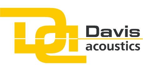 Logo marque Davis Acoustics