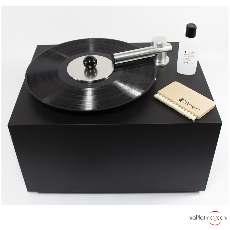 Pro-Ject Vinyl Cleaner S record cleaner machine