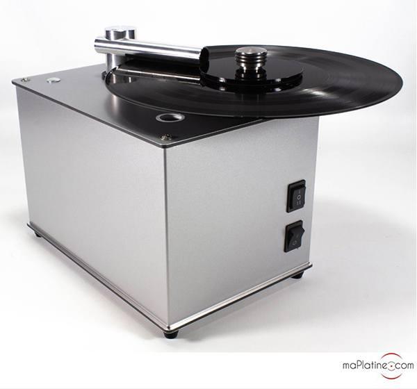 Machine à laver les vinyles Pro-Ject VC-E
