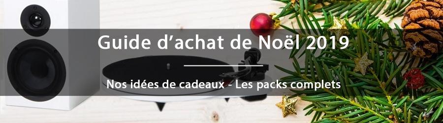 Idées cadeaux de Noël 2019 - Nos packs complets