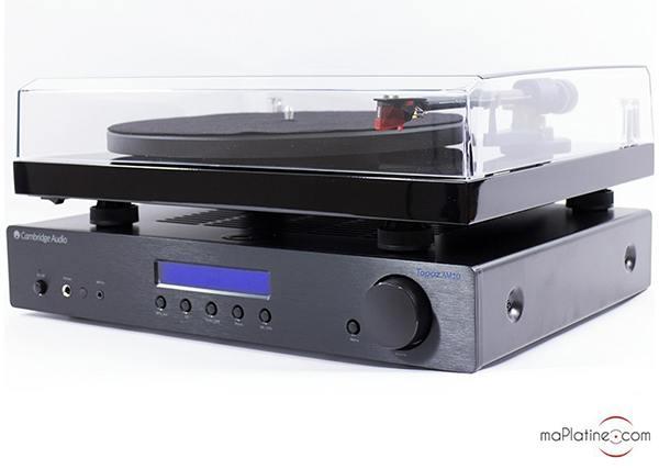 Pack platine vinyle et amplificateur