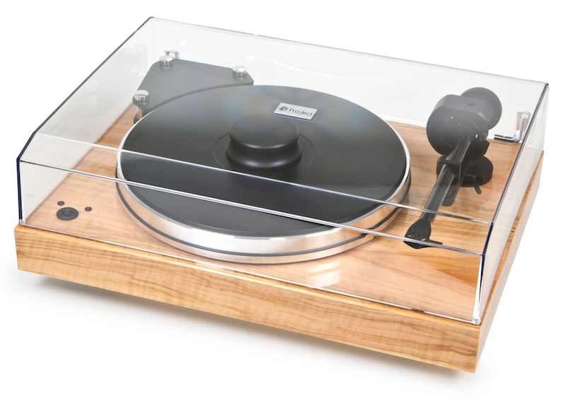 platine vinyle Pro-Ject X-tension 9 olive