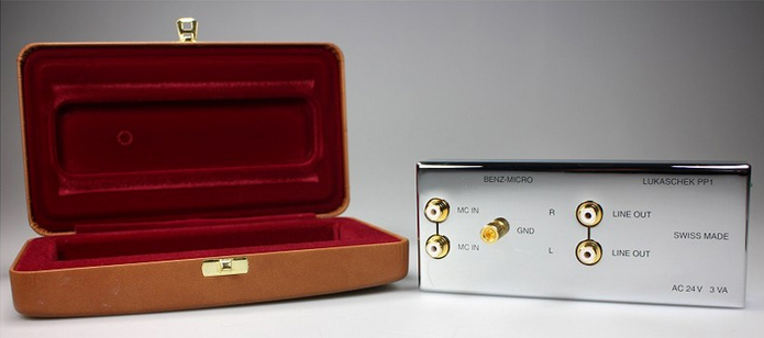 Benz Micro PP-1 phono preamp