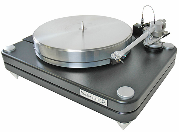 VPI Scoumtaster II manual turntable