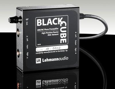 Lehmann Black Cube phono preamplifier