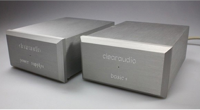 Clearaudio Basic Plus phono preamp