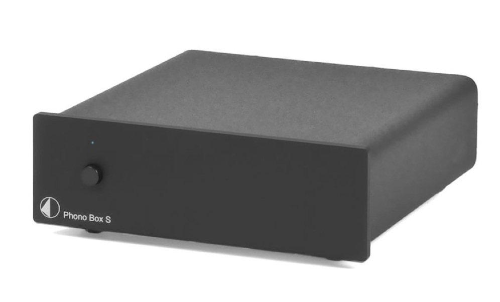 Pro-Ject Box S phono preamp
