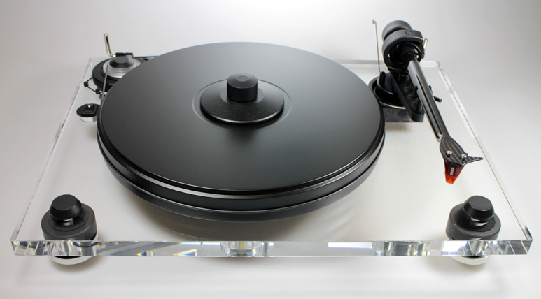 Pro-Ject 2-Xperience Acryl turntable