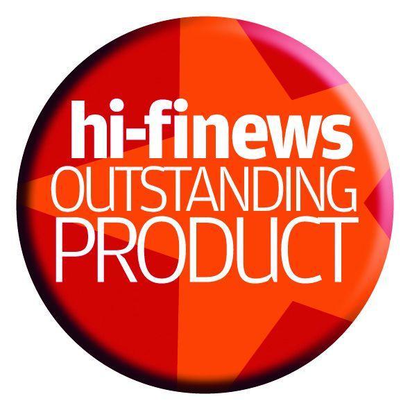 Award Hi-Fi News - Outstanding Product