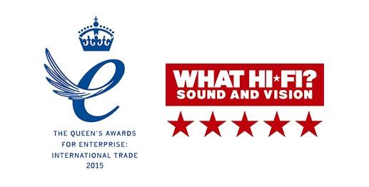 Award reçu par la platine vinyle REGA RP3