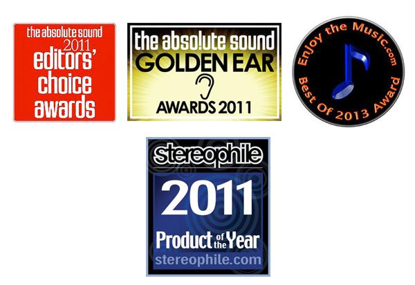 Awards reçu par la platine vinyle VPI Classic Signature