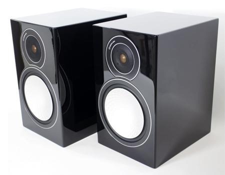 Enceintes de bibliothèque Monitor Audio Silver 2