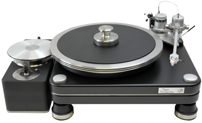 Scoutemaster VPI platine vinyle