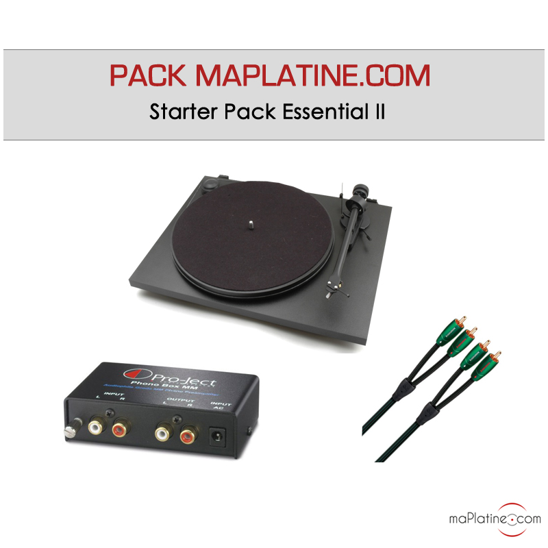 Découvrez notre Starter Pack Essential II