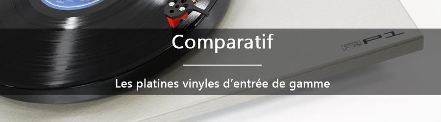 comparer des platines vinyles d 39 entr e de gamme budget inf rieur 500. Black Bedroom Furniture Sets. Home Design Ideas