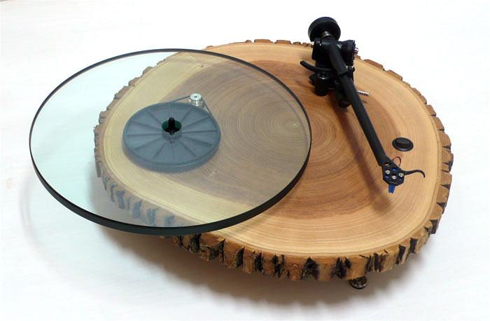 Platines vinyles et technologie - Fabriquer une platine vinyle ...