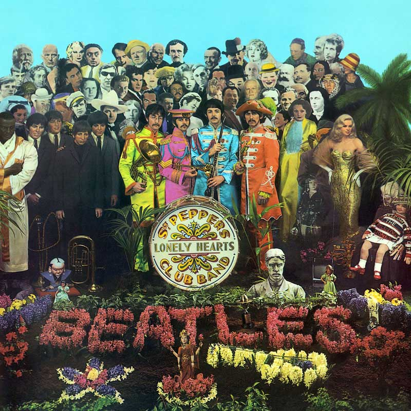 The Beatles - SERGENT PEPPERS