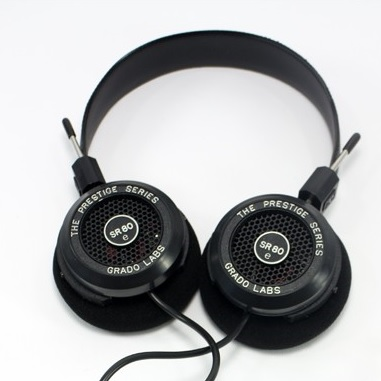 Casque audio Grado SR80e