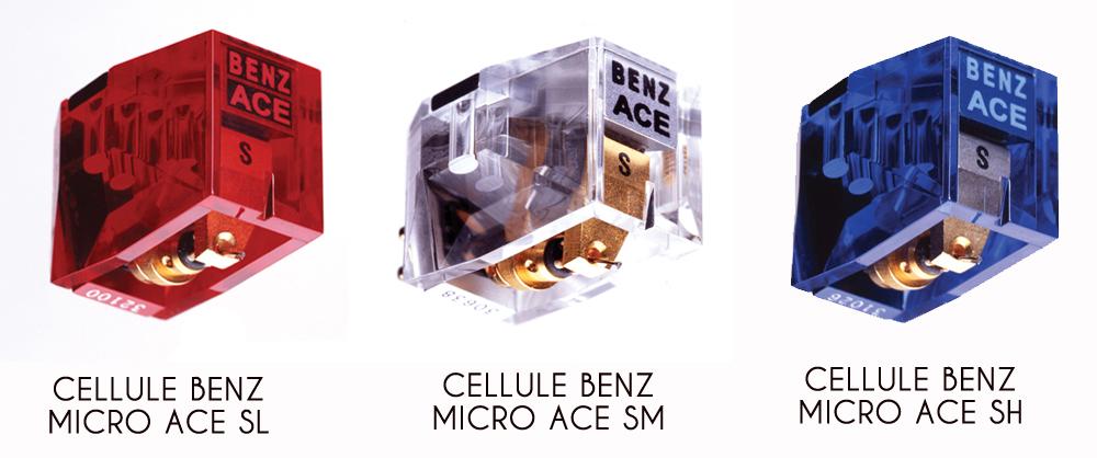 Cellule Benz Ace