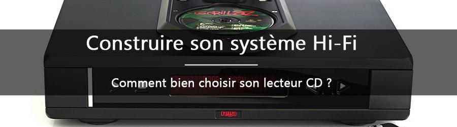 Comment bien choisir son lecteur CD ?